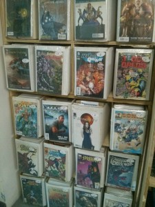 back issues con boxes